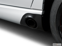2009 Dodge Viper Chrome tip exhaust pipe