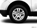 2009 Ford Edge Front Drivers side wheel at profile