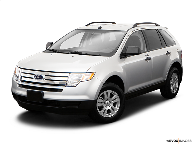 2009 Ford Edge Front angle view
