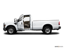 2009 Ford F-250 Super Duty Driver's side profile with drivers side door open