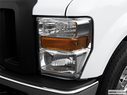 2009 Ford F-250 Super Duty Drivers Side Headlight