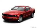 2009 Ford Mustang Front angle view
