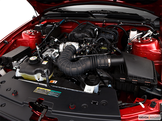 2009 Ford Mustang Engine
