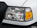2009 Ford Ranger Drivers Side Headlight