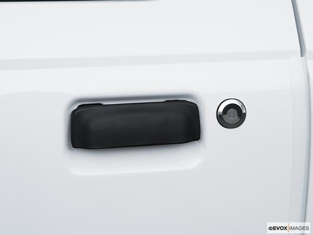 2009 Ford Ranger Drivers Side Door handle