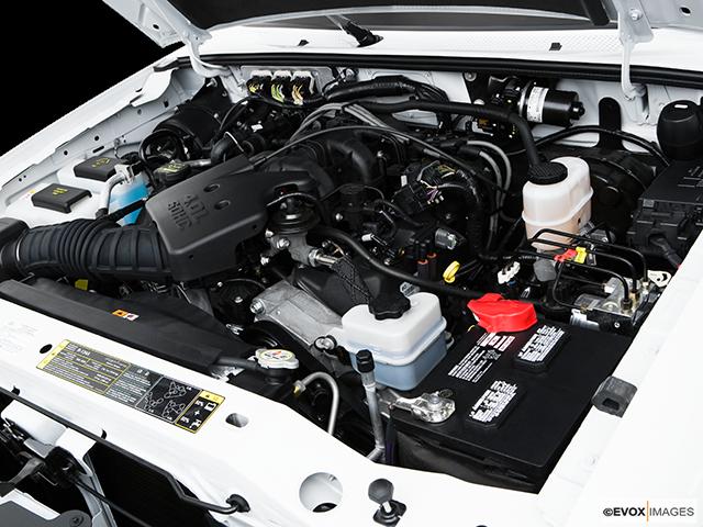 2009 Ford Ranger Engine