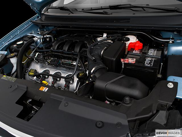 2009 Ford Taurus X Engine