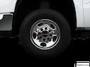 2009 GMC Sierra 2500HD Front Drivers side wheel at profile