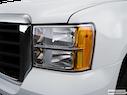 2009 GMC Sierra 2500HD Drivers Side Headlight