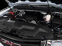 2009 GMC Sierra 2500HD Engine