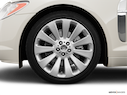 2009 Jaguar XF Front Drivers side wheel at profile