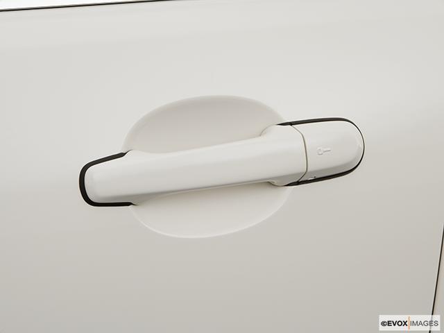 2009 Jaguar XF Drivers Side Door handle