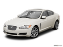 2009 Jaguar XF Front angle view