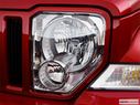 2009 Jeep Liberty Drivers Side Headlight