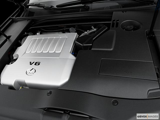 2009 Lexus ES 350 Engine