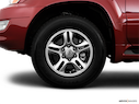 2009 Lexus GX 470 Front Drivers side wheel at profile