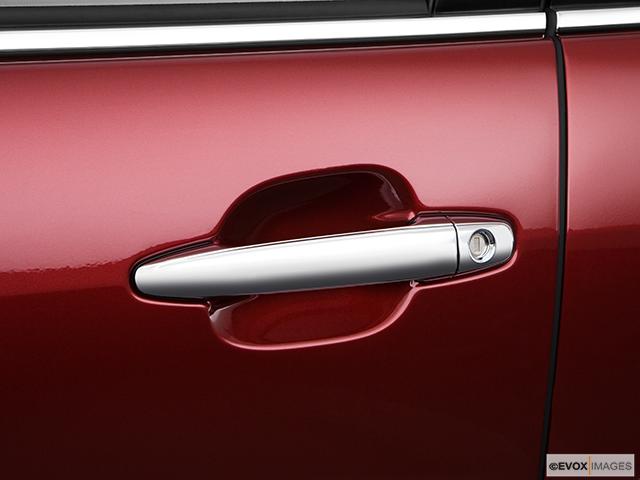 2009 Lexus GX 470 Drivers Side Door handle