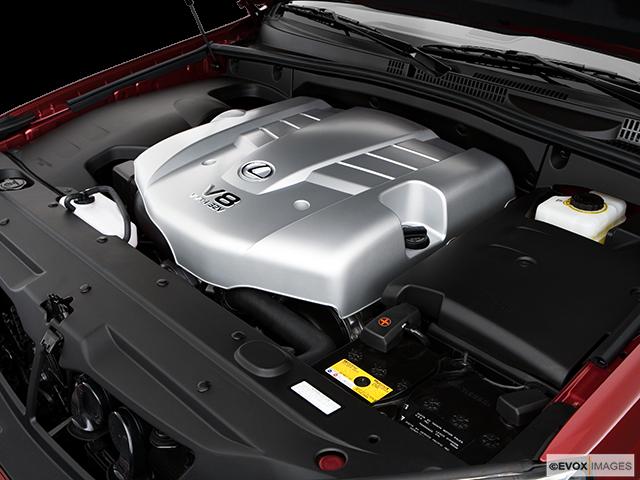 2009 Lexus GX 470 Engine