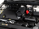 2009 Lincoln MKZ Engine