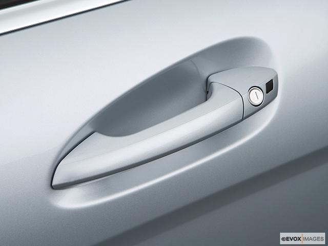 2009 Mercedes-Benz C-Class Drivers Side Door handle