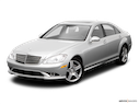 2009 Mercedes-Benz S-Class Front angle view