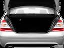 2009 Mercedes-Benz S-Class Trunk open