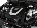 2009 Mercedes-Benz S-Class Engine