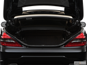 2009 Mercedes-Benz SL-Class Trunk open
