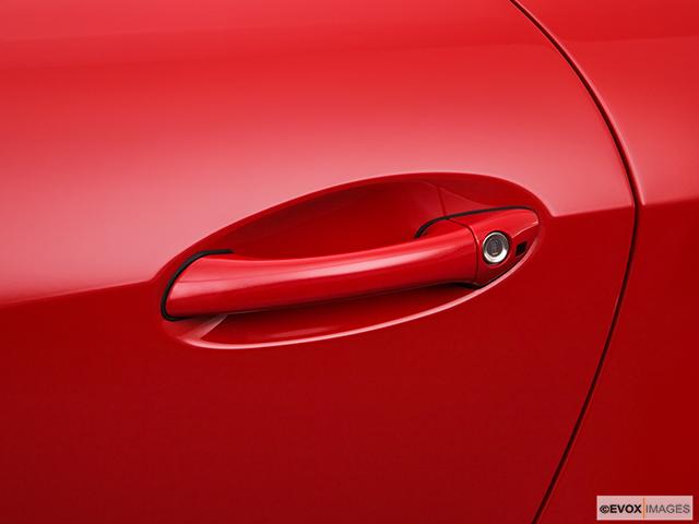 2009 Mercedes-Benz SLK Drivers Side Door handle