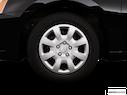 2009 Mitsubishi Galant Front Drivers side wheel at profile