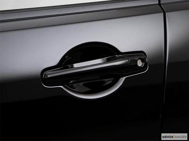 2009 Mitsubishi Galant Drivers Side Door handle