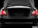 2009 Mitsubishi Galant Trunk open