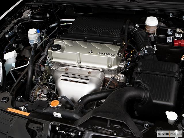 2009 Mitsubishi Galant Engine