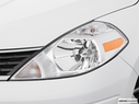 2009 Nissan Versa Drivers Side Headlight