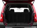 2009 Nissan Xterra Trunk open