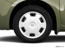 2009 Nissan cube Front Drivers side wheel at profile