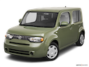 2009 Nissan cube Front angle view
