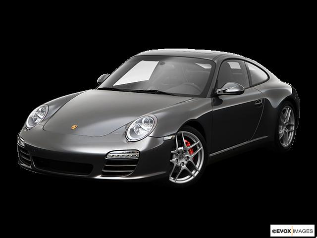 2009 Porsche 911 Front angle view