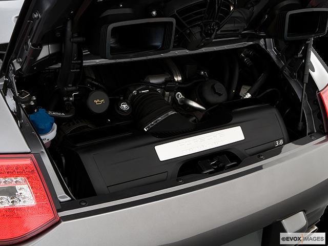 2009 Porsche 911 Engine