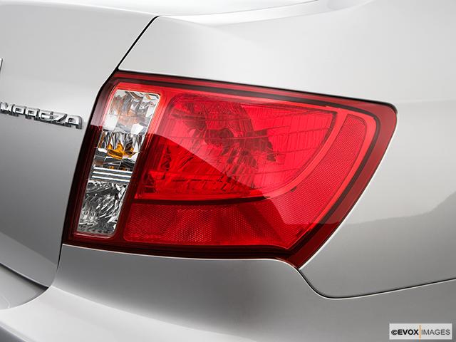2009 Subaru Impreza Passenger Side Taillight