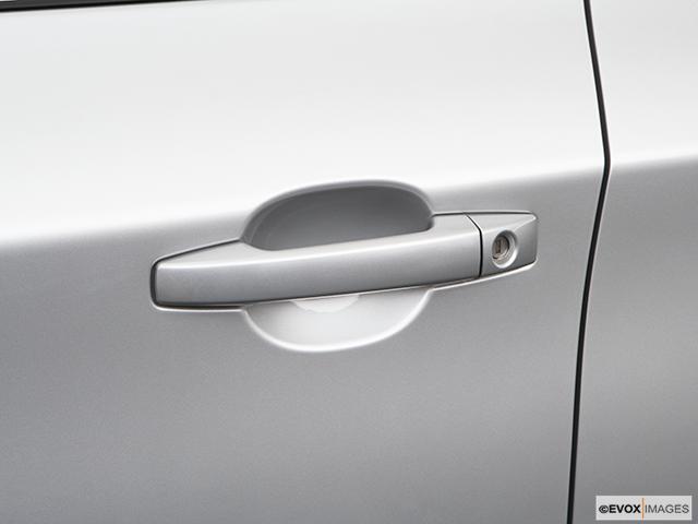2009 Subaru Impreza Drivers Side Door handle