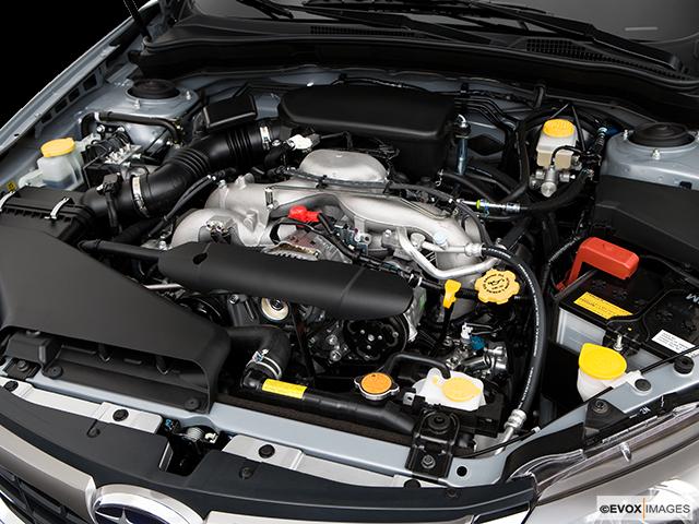 2009 Subaru Impreza Engine