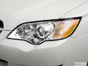 2009 Subaru Legacy Drivers Side Headlight
