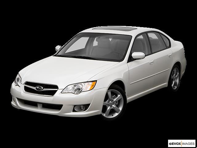 2009 Subaru Legacy Front angle view