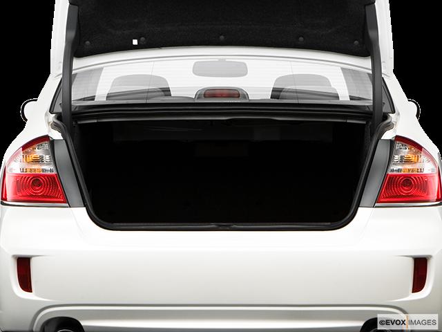 2009 Subaru Legacy Trunk open