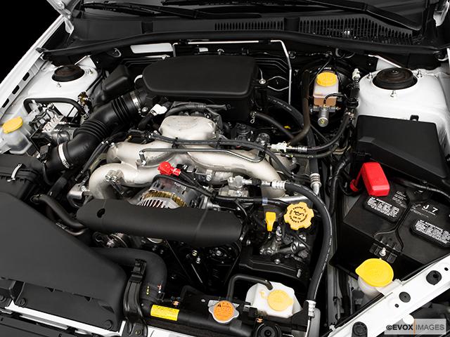 2009 Subaru Legacy Engine