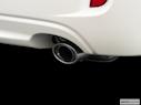 2009 Subaru Legacy Chrome tip exhaust pipe