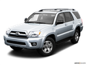 2009 Toyota 4Runner Front angle view