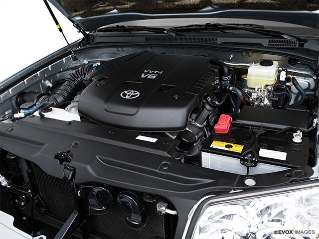 2009 Toyota 4Runner Engine