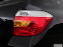 2009 Toyota Highlander Passenger Side Taillight